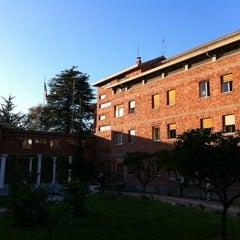 Photo taken at Loyola University by Dustin M. on 3/27/2012