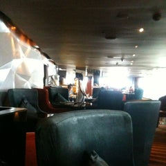 Photo taken at The Tower Club at lebua by Luca C. on 8/9/2012