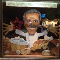 Photo taken at Lyndhurst Pastry Shop by Amanda on 8/19/2012