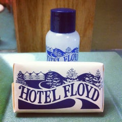 Photo taken at Hotel Floyd by Mike M. on 7/10/2012