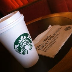 Photo taken at Starbucks by Scott R. on 3/9/2012