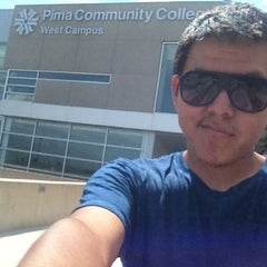 Photo taken at Pima Community College by Colin D. on 8/31/2012