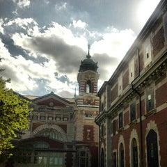 Photo taken at Ellis Island by Mark S. on 8/29/2012