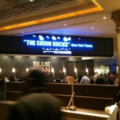 Photo taken at Blue Man Group Theater by Kurt W. on 4/3/2012