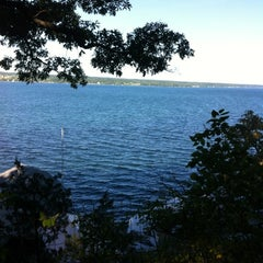 Photo taken at Cayuga Lake by Griff H. on 8/18/2012