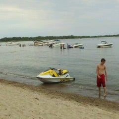 Photo taken at Presque Isle Beach 11 by David H. on 6/24/2012