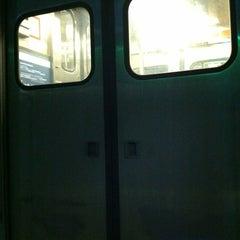 Photo taken at Metra Ho Ho Ho Train by iSapien 1. on 3/28/2012