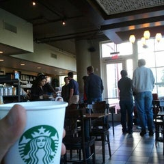 Photo taken at Starbucks by Uncle F. on 2/3/2012