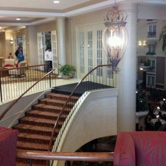 Photo taken at DoubleTree Resort by Hilton Hotel Lancaster by Dennis O. on 4/7/2012