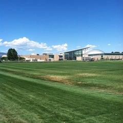 Photo taken at Colorado State University by Kathleen B. on 3/27/2012
