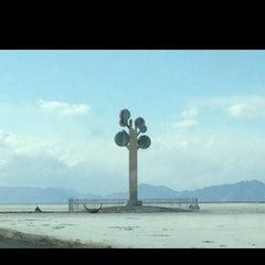 Photo taken at Metaphor: The Tree Of Utah by Diane B. on 9/2/2012
