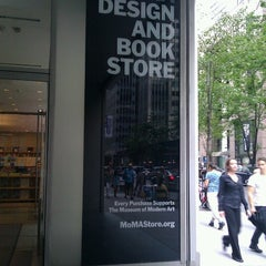 Photo taken at MoMA Design Store by Rose O. on 8/26/2012