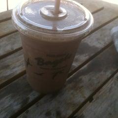 Photo taken at Pearl Street Bagels by Lorene B. on 6/4/2012