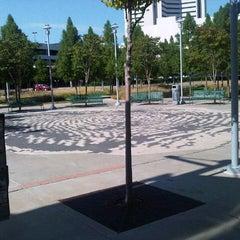 Photo taken at Baylor Medical Center Station (DART Rail) by Jenna A. on 9/6/2012