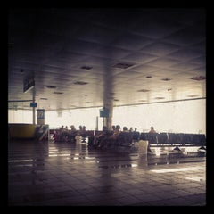 "Photo taken at Aeroporto di Torino Caselle ""Sandro Pertini"" (TRN) by Thibault on 8/31/2012"