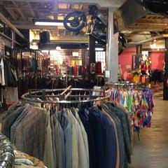 Photo taken at The Garment District by Alex B. on 6/4/2012