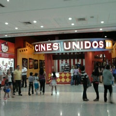 Photo taken at Cines Unidos by Alex A. on 8/6/2012