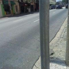 Photo taken at Rua Borges Lagoa by Diego C. on 3/29/2012