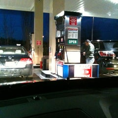 Photo taken at Costco Gas Station by Jim Y. on 2/27/2012