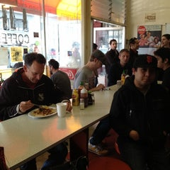 Photo taken at HRD Coffee Shop by Bobby S. on 4/11/2012
