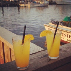 Photo taken at Harborside Bar & Grill by Corey Z. on 7/14/2012