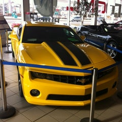 Photo taken at GSL Chev City by Jay M. on 4/13/2012