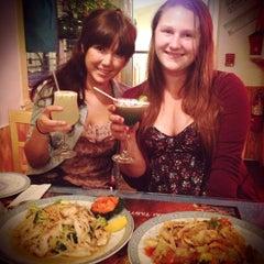 Photo taken at A Taste of Thai Restaurant by Jessie on 7/3/2012