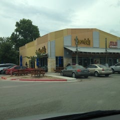 Photo taken at Tacodeli by Katie G. on 7/17/2012