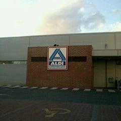 Photo taken at Aldi by Joana A. on 3/17/2012