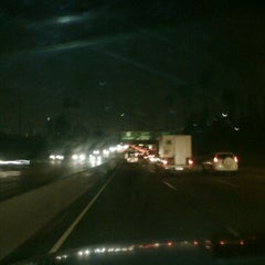 Photo taken at I-710 / I-5 Interchange by Ricardo T. on 2/2/2012