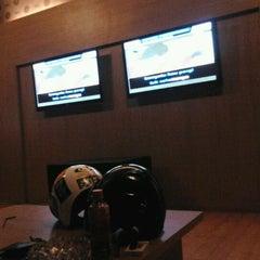 Photo taken at AROSA cafe & family karaoke by lupuz k. on 3/2/2012