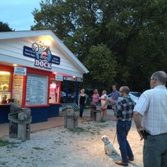 Photo taken at Dairy At The Dock by Laurel D. on 9/1/2012