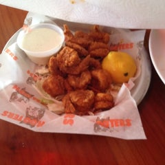 Photo taken at Hooters by Mike R. on 6/15/2012