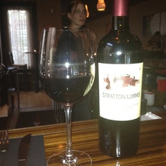 Photo taken at Winedown Cafe & Winebar by Iconomos K. on 5/30/2012