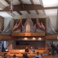 Photo taken at Trinity Lutheran Church by Stacy L. on 5/20/2012
