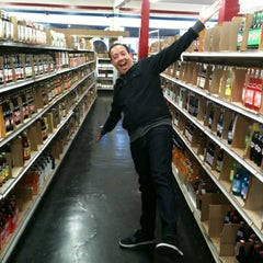 Photo taken at Galco's Soda Pop Stop by Nathan Y. on 2/18/2012