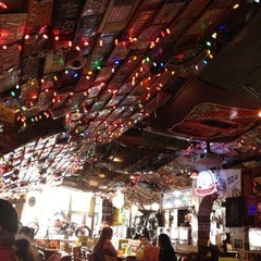 Photo taken at Barney's Beanery by Donald B. on 5/10/2012
