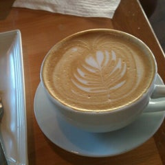 Photo taken at Monkey Nest Coffee by Victoria D. on 9/7/2012