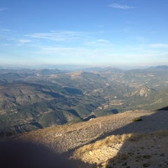 Photo taken at Mont Ventoux by Alexey Y. on 8/10/2012