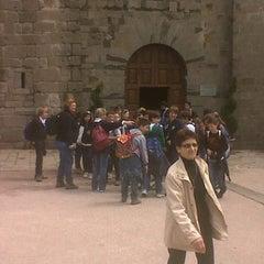 Photo taken at abbazia san salvatore by Francesco G. on 5/7/2012
