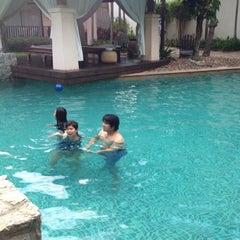 Photo taken at Swimming Pool by Tuk A. on 5/4/2012