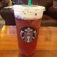 Photo taken at Starbucks by Elena P. on 7/20/2012