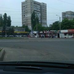 Photo taken at Площадь Толбухина by Казавчинский Д. on 5/27/2012