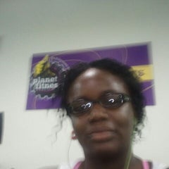 Photo taken at Planet Fitness by Shawntavia B. on 5/24/2012
