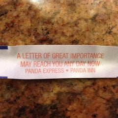 Photo taken at Panda Express by Mark H. on 7/28/2012