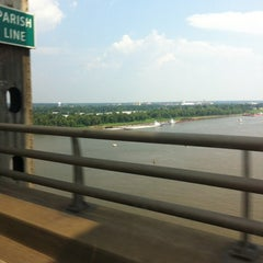 Photo taken at Port Of Greater Baton Rouge by Amanda L. on 6/27/2012