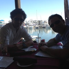 Photo taken at Woody's Wharf by Rock Strongo on 3/3/2012