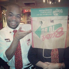 Photo taken at Buca di Beppo Italian Restaurant by Alissa S. on 4/14/2012