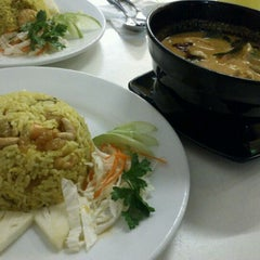 Photo taken at Jemari Cafe by Jo B. on 2/22/2012