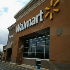 Photo taken at Walmart by Rob R. on 4/12/2012